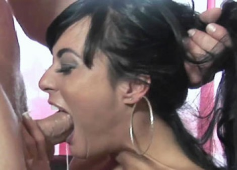 Perky wife Mahina bounces on a cock
