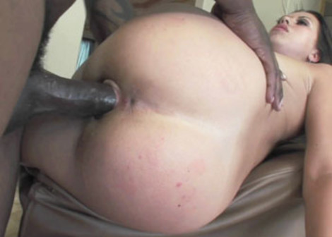 Katya Larina takes on a big black dick